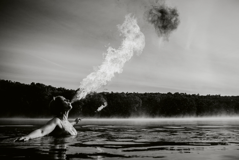 CT three women fire lake editorial fire breathing