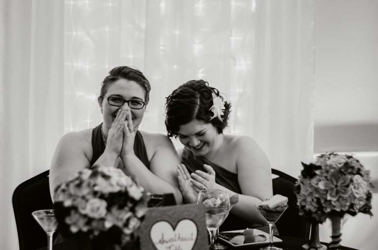 Blue Photography | Weddings Portfolio | Lauren and Toni