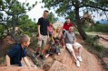 Colorado Garden of the Gods Family Portrait Photographer