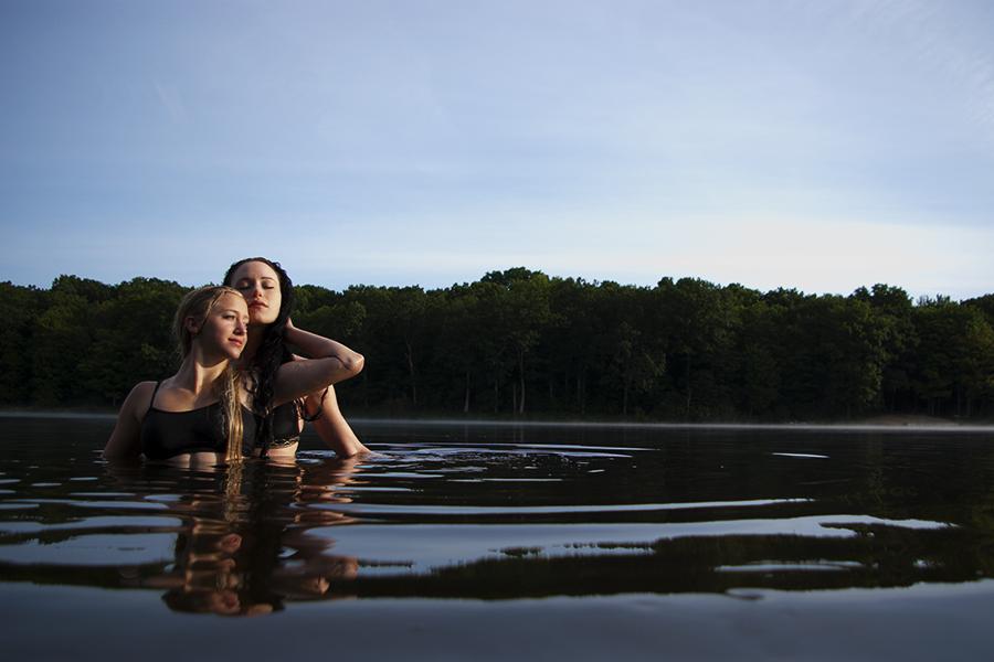 conneticut lake concept portrait photographer