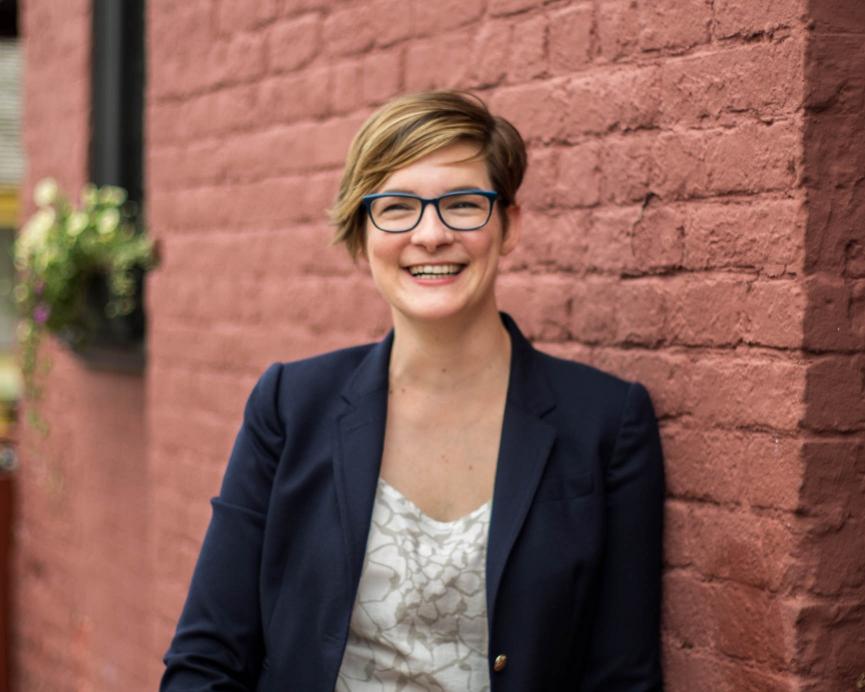 Annapolis designer professor headshot portrait 2017