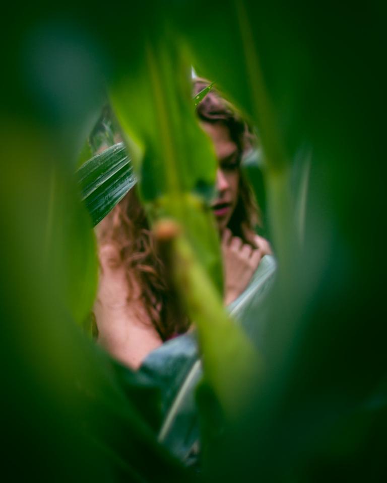 Blue Photography | Editorial Portraits Portfolio | Jess